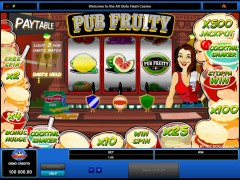 Pub Fruity - Microgaming