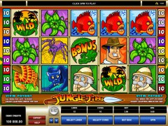 Jungle Jim - Microgaming