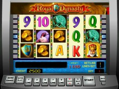 Royal Dynasty pokieslots77.com Novomatic 1/5