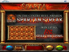 Fortunes Of Sparta pokieslots77.com Blueprint Gaming 1/5