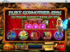Wish Upon A Jackpot pokieslots77.com Blueprint Gaming 1/5