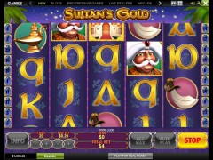 Sultan's Gold pokieslots77.com Playtech 4/5