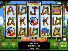 Rumble in the Jungle pokieslots77.com Novomatic 1/5