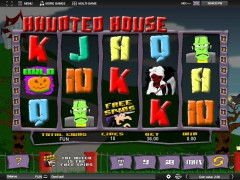 Haunted House pokieslots77.com Espresso Games 1/5