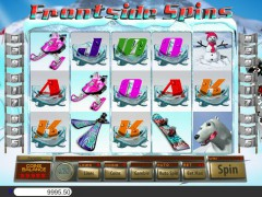 Frontside Spins pokieslots77.com Saucify 5/5