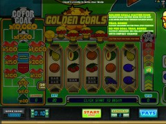 Golden Goals - Microgaming