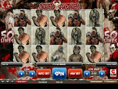 Deadworld pokieslots77.com Genesis Gaming 1/5