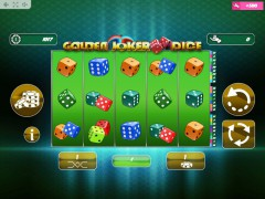 Golden Joker Dice pokieslots77.com MrSlotty 1/5