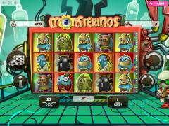 Monsterinos - MrSlotty