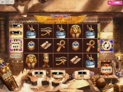 Treasures of Egypt pokieslots77.com MrSlotty 1/5