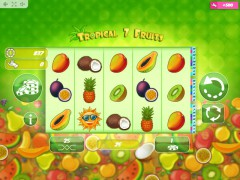 Tropical7Fruits pokieslots77.com MrSlotty 1/5