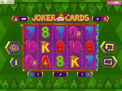 Joker Cards pokieslots77.com MrSlotty 1/5
