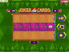 Joker Cards pokieslots77.com MrSlotty 2/5
