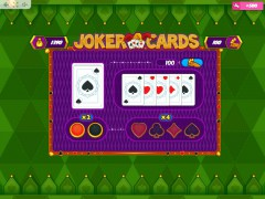 Joker Cards pokieslots77.com MrSlotty 3/5