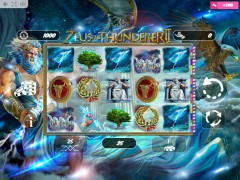 Zeus the Thunderer II pokieslots77.com MrSlotty 1/5