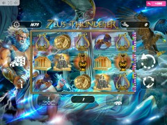 Zeus the Thunderer pokieslots77.com MrSlotty 1/5