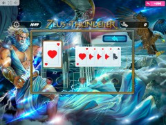 Zeus the Thunderer pokieslots77.com MrSlotty 3/5