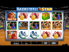 Basketball Star pokieslots77.com Microgaming 1/5