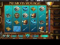 Nemo's Voyage pokieslots77.com William Hill Interactive 1/5