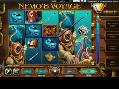 Nemo's Voyage pokieslots77.com William Hill Interactive 3/5
