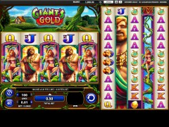 Giant's Gold pokieslots77.com William Hill Interactive 1/5