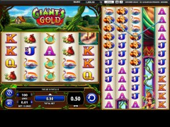 Giant's Gold pokieslots77.com William Hill Interactive 2/5