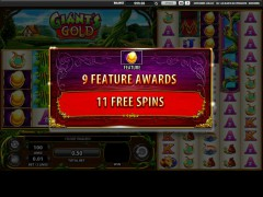 Giant's Gold pokieslots77.com William Hill Interactive 3/5