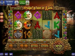 Maya Wheel Of Luck pokieslots77.com GamesOS 1/5