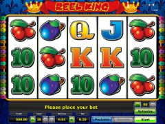 Reel King pokieslots77.com Novomatic 1/5