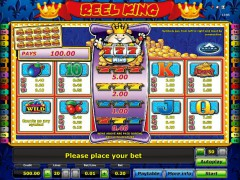 Reel King pokieslots77.com Novomatic 2/5